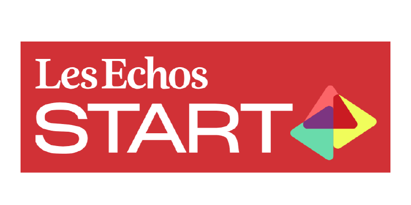 Logo Les Echos Start HD