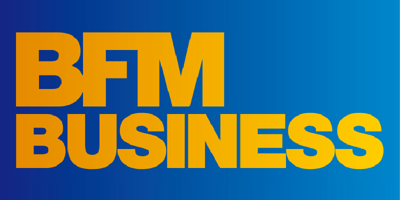 Logo haute définition BFM Business WAKE UP