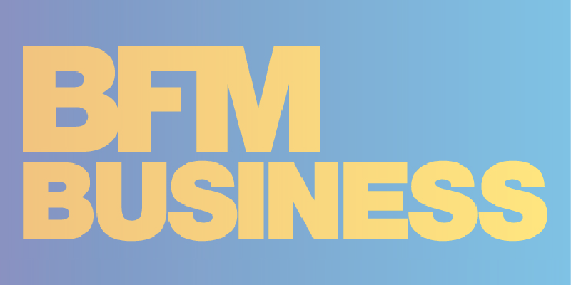 Logo BFM Business HD