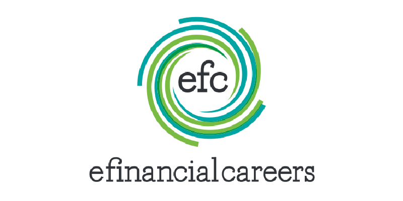 Logo efinancialcareers WAKE UP