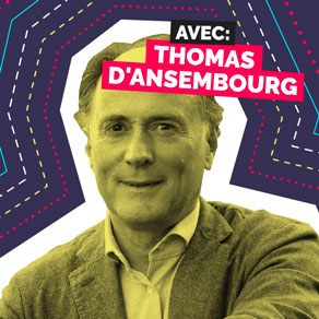 cover épisodes wake up conversations podcast Thomas d'Ansembourg