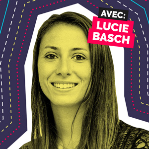 cover épisodes wake up conversations podcast Lucie Basch