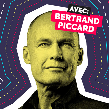 cover épisodes wake up conversations podcast Bertrand Piccard