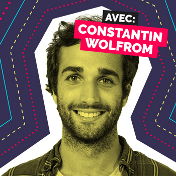 cover épisodes wake up conversations podcast Constantin Wolfrom
