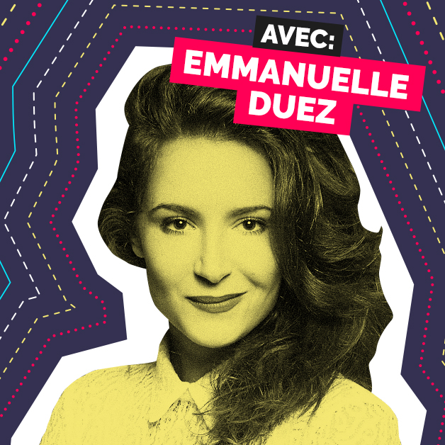 cover épisodes wake up conversations podcast Emmanuelle Duez