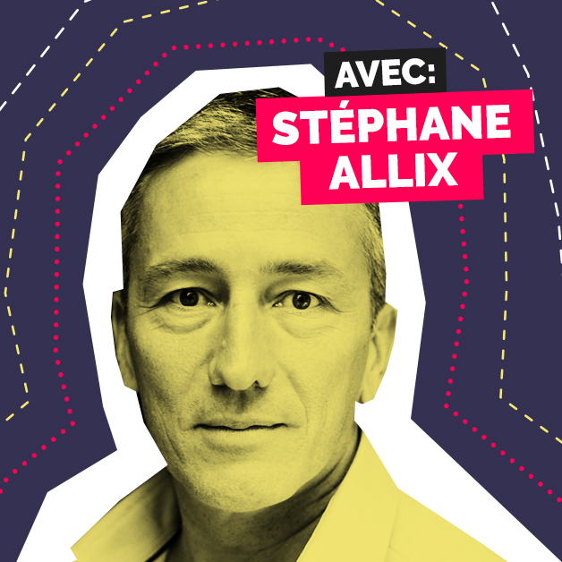 cover épisodes wake up conversations podcast Stéphane Allix