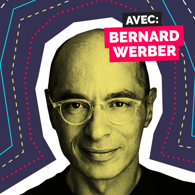 cover épisodes wake up conversations podcast Bernard Werber