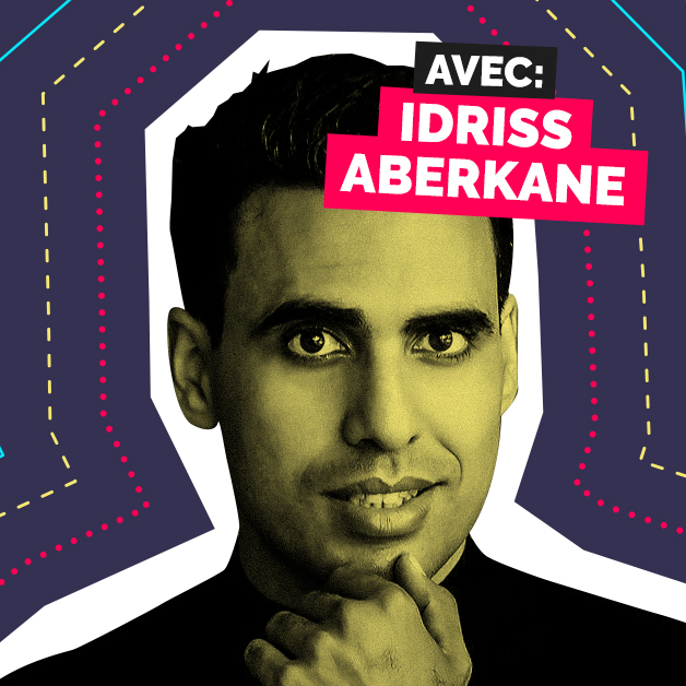 cover épisodes wake up conversations podcast Idriss Aberkane