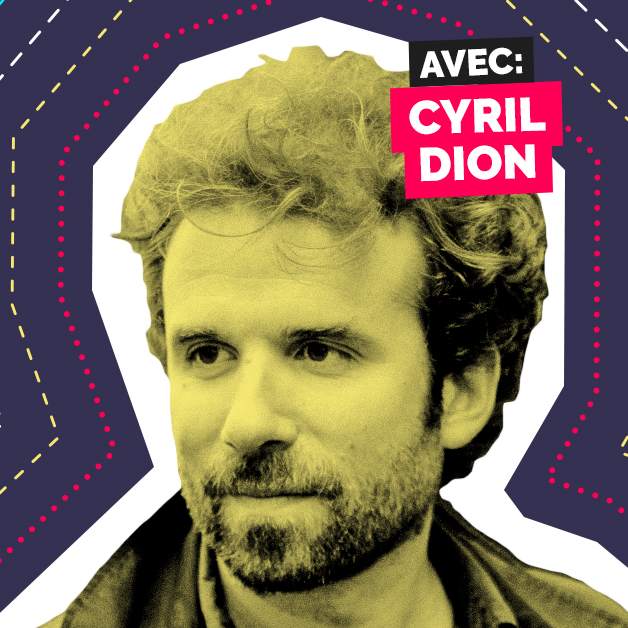 cover épisodes wake up conversations podcast Cyril Dion